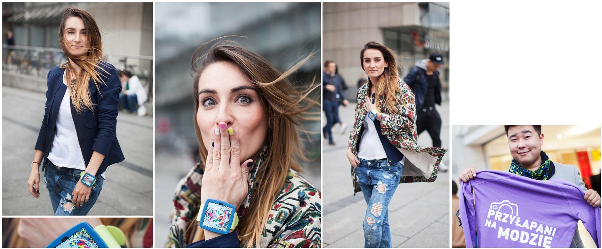 Przyłapani na modzie  -  akcja street fashion dla galerii handlowej<a href='/przylapani-na-modzie' class='btn btn-black upper black '>Więcej</a>